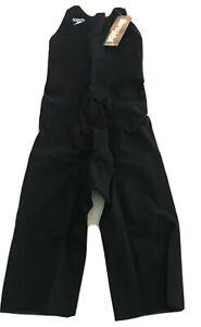Speedo Power Plus Prime Female Kneeskin Tech Suit Fastskin Size 24 NWT $170 MSRP