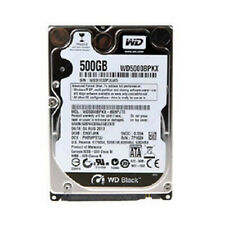"Western Digital 500GB WD5000BPKX 7200RPM SATA 2.5"" Laptop HDD Hard Drive -9.5mm"