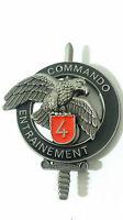 Brevet COMMANDO ENTRAINEMENT  CEC 4 C.E.C N°4 - Y.DELSART