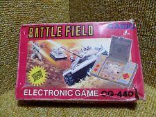 Casio Battle Field CG-440 Retro Handheld Game
