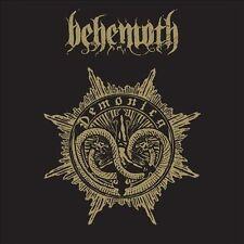 Demonica [Digipak] by Behemoth (CD, Nov-2011, 2 Discs, Metal Blade)