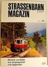 Tranvía Revista Folleto 38 Noviembre 1980 S.241-320 Franckh'sche