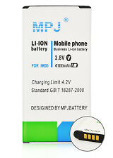MPJ 4300mAh Extended Battery for Samsung Galaxy S5 I9600 G900 G900M G900A  G900R