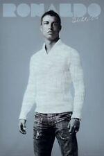 SOCCER ART POSTER Cristiano Ronaldo Jeans