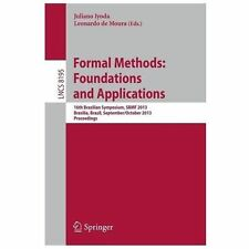 Formal Methods: Foundations and Applications : 16th Brazilian Symposium, SBMF...