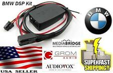New BMW DSP Amplifier Adapter for CARSTREAM Mediabridge Duo converter module kit