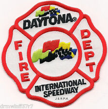 "Daytona International Speedway, FL  (4"" x 4"" size)  fire patch"