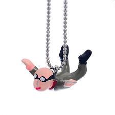 1 Sexy kreative Karikatur Spaltung Cleavage Jumper Diver Halskette 50cm