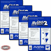 200 - E. GERBER MYLITES 2 SILVER & GOLDEN AGE 2-Mil Mylar Comic Bags 775M2
