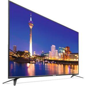 TechniSat MONITORLINE UHD 55 Zoll LED-Monitor UltraHD/4K USB Mediaplayer HDMI