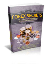Forex Secrets Pdf eBook w/ Full Master Resell Rights + Free Shipping + Gift!