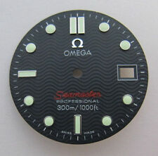 New Genuine Omega 2000's MidSize Seamaster Pro Dial 300m/1000ft 1538 Quartz