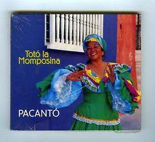 CD (NEW) TOTO LA MOMPOSINA PACANTO