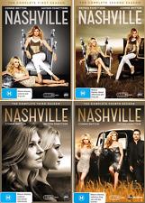 Nashville COMPLETE Season 1, 2, 3 & 4 : NEW DVD