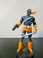 Eaglemoss DC Comics Super Hero Collection DEATHSTROKE DAMAGED