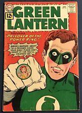 Green Lantern #10  Jan 1962