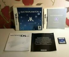 Electroplankton For Nintendo DS 3DS 2DS Complete With Manual