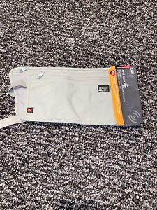 """Lewis N. Clark RFID Waist Stash Money Belt Travel Pouch strap up to 50"""""""