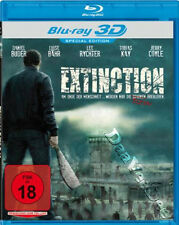 Extinction: The G.M.O. Chronicles 3D NEW Blu-Ray Disc N. Drozdowski D. Buder