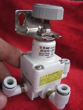 SMC Pneumatic Precision Regulator Valve  part # IR1010-01B-X1