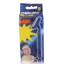 5 X Gillette Presto SATA Sat Rasierer (5 Rasierer IN Packung) Halloween