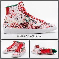 Nike Blazer Mid Premium QS 637990-600, 5.5 Regno Unito, UE 39, US 8, un regalo di Natale Wrap