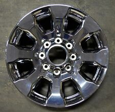 "20"" Ford F250 F350 SRW Factory OEM Rim Wheel 10100 PVD Chrome TAKE OFF"