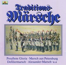 Marches: Prusse Gloria, Marche de Petersbourg,.../CD