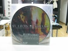 MY CHEMICAL ROMANCE LP PICTURE EUROPE I BROUGHT YOU MY BULLETS... 2017