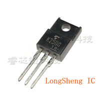 5 PCS 2SK2508 K2508 Switching Regulator and DC−DC ConverterTO-220F TOS New