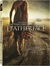 Leatherface [New DVD] Ac-3/Dolby Digital, Digital Theater System, Wide