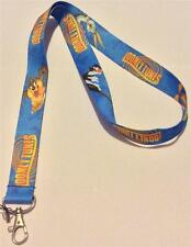 MOBILE PHONE/IDENTITY CARD LANYARD NECK STRAP LOONEY TUNES BLUE