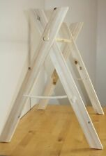 Wooden Baby gym activity play frame baby shower gift discounted wooden knots