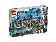 Lego Marvel Super Heroes Iron Mans Werkstatt (76125)  +neu und ovp++