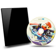 Nintendo Wii U Gioco Mario Kart 8 senza Confezione Originale senza Istruzioni #B