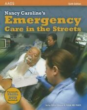 Nancy Caroline's Emergency Care in the Streets by American Academy of Orthopaed…