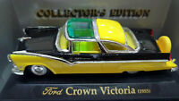 Ford Crown Victoria 1955 escala 1/43 Die Cast Metal