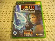 Hunter The Reckoning Redeemer für XBOX *OVP*