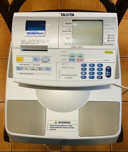 Tanita Body Composition Analyzer TBF-300 Weight Scales