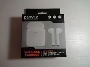 Denver Wireless Earbuds TWE-36MK3 weiß NEU+OVP