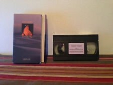 Desert Vision (VHS) tape & sleeve FRENCH