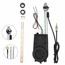 Universal Car Electric Aerial Radio AM/FM Automatic Booster Power Antenna Kit AU
