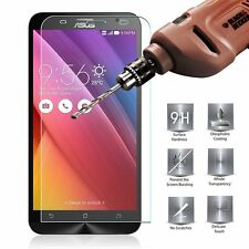 2.5D 9H+ Anti-shock Tempered Glass Screen Protector Film Cover For Asus Zenfone