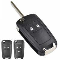 Car Remote Key Fob Case Shell For Opel/ Vauxhall Adam Astra Mokka Zafira Meriva