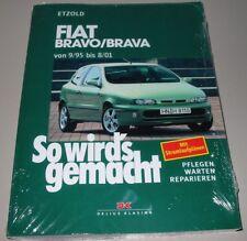 Reparaturanleitung Fiat Bravo Typ 182 / Brava Benzin + Diesel 9/1995 - 08/2001!