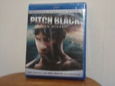 Pitch Black (Dvd, 2004, Unrated Director's Cut) (Dvd-1)Sob