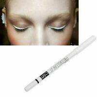1 x White Eyeliner Pencil Waterproof Long Lasting Charming Eye Brighten Mak F1R7