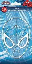 SPIDER-MAN - WINDOW DECAL/STICKER - BRAND NEW MARVEL COMICS CAR FACE 7676