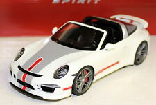 GT Spirit 1/18 Scale GT108 Porsche 911 991 Targa Techart Resin cast Model Car