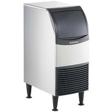 Scotsman Un0815a 1 Air Cooled Nugget Style Ice Maker With Bin 79 Lbsday